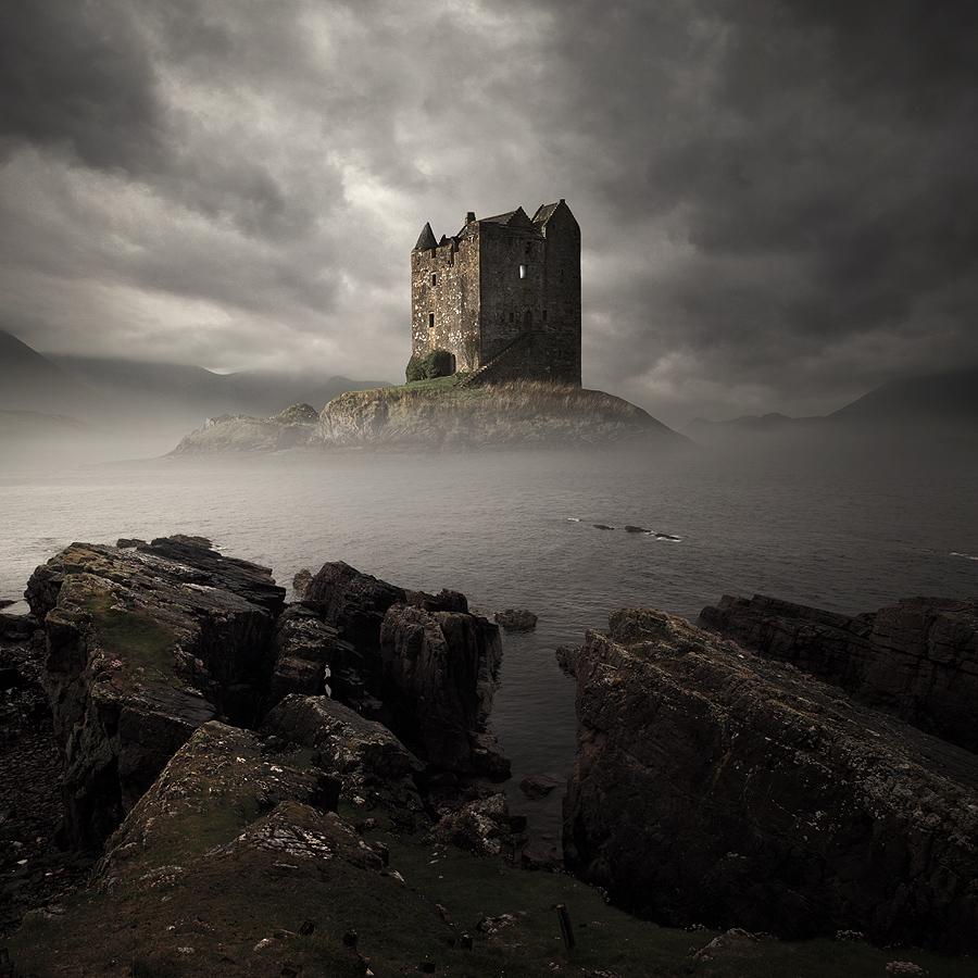 stalker castle, photo manipulation