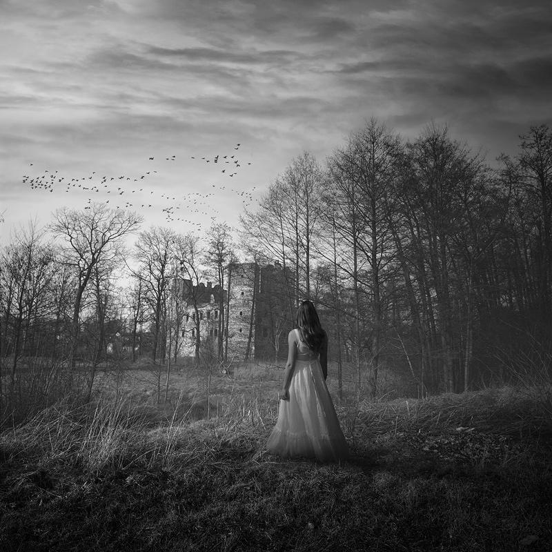 fotografia czarno-biała, black and white photography