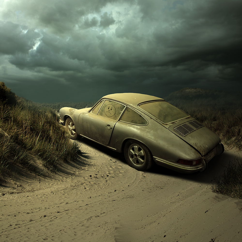 porsche ,art, design, digital art, fine art print, fotografia, fotografia artystyczna, fotomontaż, gift, ozdoba domu, photo manipulation, photography, photomontage, photoshop, poster, prezent, print, surrealism, surrealizm, sztuka, wydruk