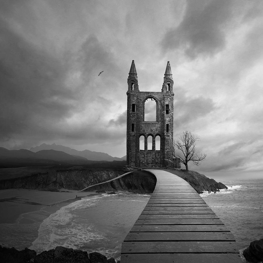 szkocja zamek