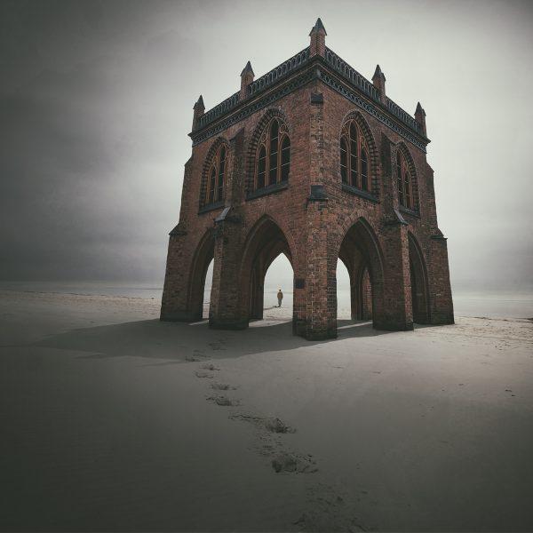 fotomontaż, surrealistyczna fotografia kreatywna