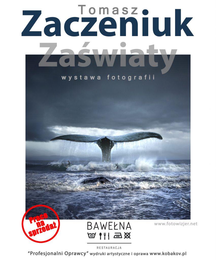 Wystawa tomasz Zaczeniuk, Bawełna Łódź